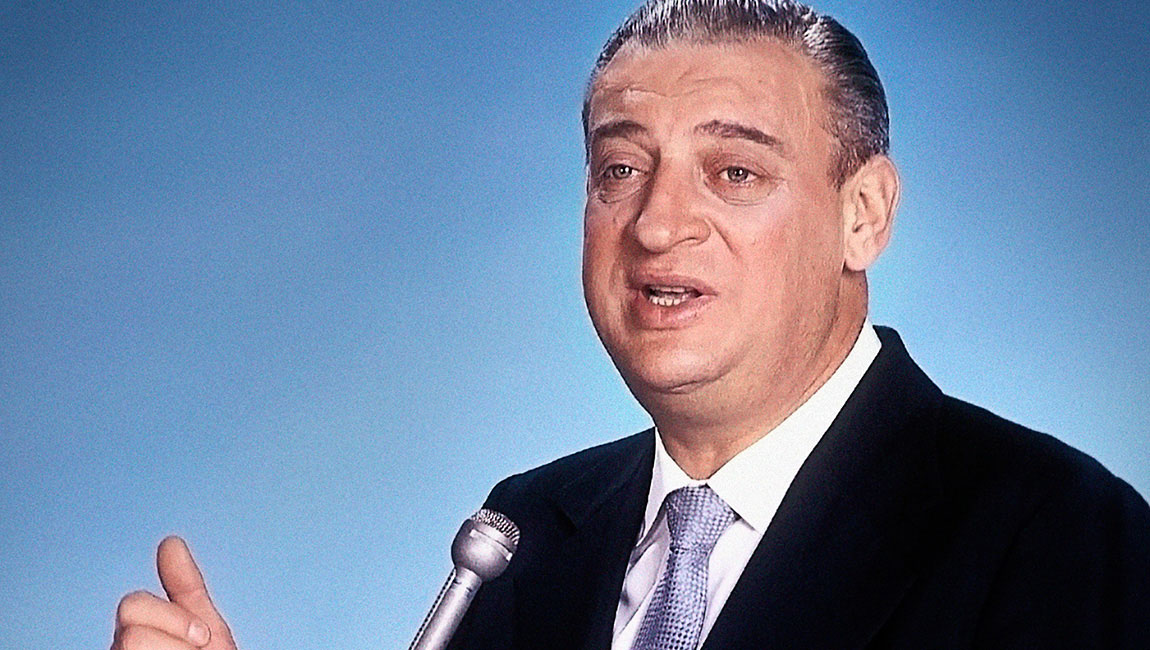 rodney dangerfield death