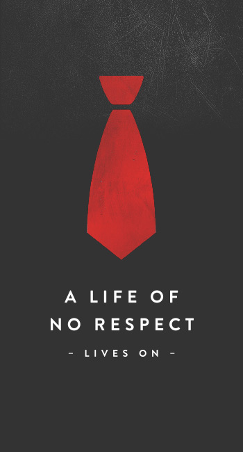 1921-2004: A Life of No Respect Lives On